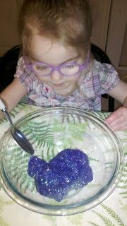 How to make Flubber! Munchkin and Bean