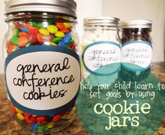 General conference for kids ideas!