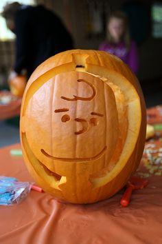 Great Pumpkin Charlie Brown by Mike.Knapp, via Flickr
