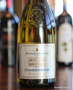 The Reverse Wine Snob: Bouchard Aine & Fils Chardonnay 2011 - Simply Good. Smooth and tasty Chardonnay from Southern France. http://www.reversewinesnob.com/2014/04/bouchard-aine-fils-chardonnay.html #wine #winelover