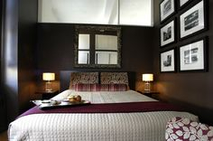 New York City   Loft Bedroom