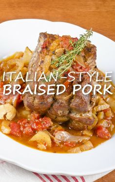 The Chew's Mario Batali showed how to make a delicious braised pork shoulder meal for the holidays. Try out the wrapped Braciolona Recipe for yourself. http://www.recapo.com/the-chew/the-chew-recipes/the-chew-mario-batali-braised-pork-shoulder-braciolona-recipe/