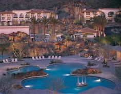 Pointe Hilton Tapatio Cliffs Resort and its renowned restaurant, Different Pointe of View, have been once again recognized as AAA Four-Diamond establishments during last night's award ceremony. Credit: Hilton Hotels & Resorts.