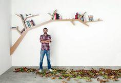 tree bookshelf   kids room
