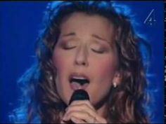 """""""Oh Holy Night"""" by Celine Dion."""