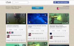 Chill, a Pinterest for video.