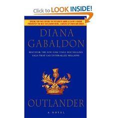 Love the Outlander series, especially the earlier books.