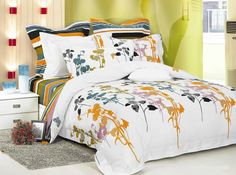 North Home Aster Duvet Cover Set