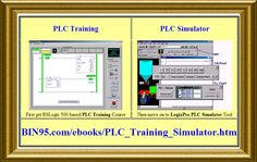 Free PLC Simulator CD come with the PLCTrainer CD $159.00 so you can first learn PLC training basics using RSLogix 500 (via PLC emulator) then move on to free LogixPro PLC simulator CD. http://bin95.com/ebooks/plc_training_simulator.htm A much smarter approach to PLC training. Click picture to learn more!
