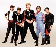 4) 80's fashion - Thats right Duran Duran ...once a Duranie always a Duranie! #duranduran