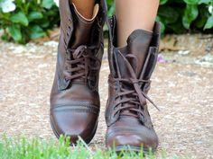 combat boots want want want want!