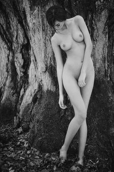 knee high, sexi, nude, nature, forest, beauti, tree of life, eye, natural beauty