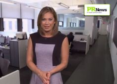 Just in! Good Morning America's Ginger Zee Announces 2014 Platinum PR Awards Finalists