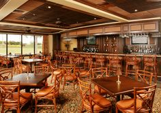 Grille Room Restaurant, our casual dining venue. The Grille Room opens out to both the Main Pool and poolside functions are often held here.  Adjacent to the Grille Room is The Glen Bar - a great place to get together with friends. Gleneagles Country Club (Delray Beach, Florida)