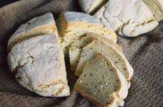 Traditional Irish Soda Bread Recipe including a Gluten Free Recipe (yes, the one in the photo is gluten free!) #stpattys
