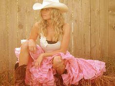 The Farrier's Daughter:Cowboy Boots & Petticoats