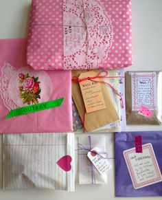 gift wrapping ideas - One Bunting Away