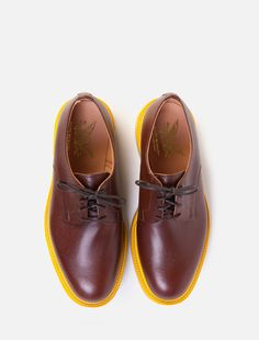 Derby Shoe / by Mark Mcnairy