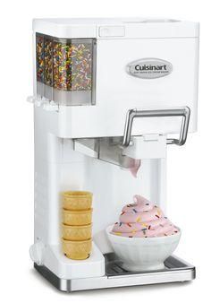 ICE-45 - Mix It In™ Soft Serve Ice Cream Maker - Ice Cream / Yogurt Makers - Products - Cuisinart.com