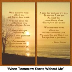 "Amazon.com: Pet Lover Remembrance Gift, ""When Tomorrow Starts Without Me"" Poem, Memorial Pet Loss Picture Frame Keepsake and Sympathy Gift Package, Rich Dark Brown with Foil Accent: Home & Kitchen"