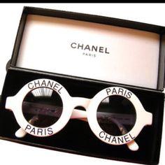 Chanel Sunnies.