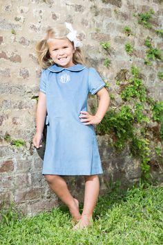 Shirley Dress, beautiful vintage children's clothing!