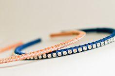 diy sparkl, diy headband, sparkl headband, idea, craft, headbands, jewelri, hair, headband tutori