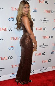NEW YORK, NY - APRIL 29: Actress Laverne Cox attends the TIME 100 Gala, TIME's 100 most influential people in the world, at Jazz at Lincoln Center on April 29, 2014 in New York City. (Photo by Ben Gabbe/Getty Images for TIME)
