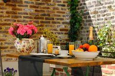 Het Rozenknopje, bed & breakfast in Sippenaeken in Belgium.