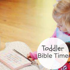 Toddler Bible Time (Free Download)
