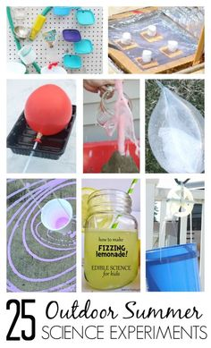 science fun and learning outdoors essay