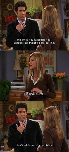 Friends No matter how many times you've seen any episode, they never get old!