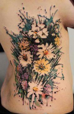 gene coffey tattoo. So cool.