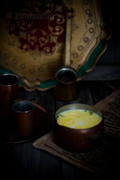 Spiced Turmeric Milk