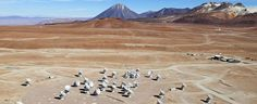 Atacama Large Millimeter/sub-millimeter Array (ALMA) is an astronomical interferometer of radio telescopes in the Atacama desert of northern Chile. It consists of 66 12-meter and 7-meter diameter radio telescopes observing at millimeter and sub-millimeter wavelengths. ALMA is an international partnership between Europe, the United States, Canada, East Asia and the Republic of Chile. It has been fully operational since 2013-03-13.