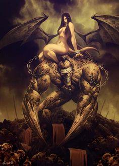 Marowit by GENZOMAN on deviantART | Fantasy [Grim ...