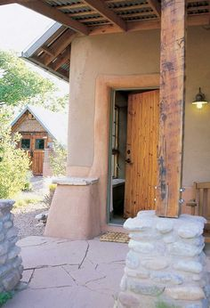Building with Awareness: An Off-the-Grid Straw Bale and Adobe Home