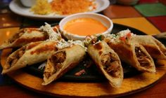 Baked Taco Rolls Recipe from Authentic Mexican Kitchen