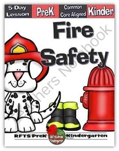 Fire Safety Week is approaching!!! Enter for your chance to win 1 of 5.  Fire Safety Week 5-day Thematic Unit (46 pages) from RFTS PreK-Kindergarten on TeachersNotebook.com (Ends on on 10-5-2014)  Win this fun Fire Safety Lesson and be prepared! Discover 25% off everything in my Shop. Follow Me for Flash Freebies in October. (Hint: And just in time for Halloween)