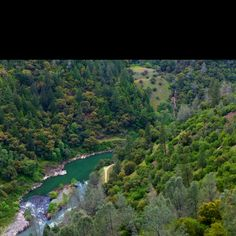 Pic taken while I was on the Foresthill bridge over The American River in Auburn, CA!  The bridge is 730 ft high!