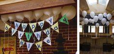 golf themed party  #golf #birthday #50th birthday #green