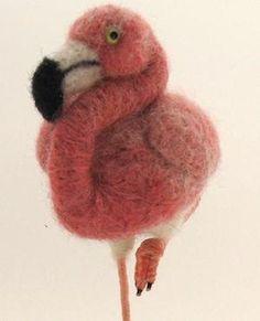 Flamingo by Antony Galbraith