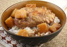 Crockpot Pineapple Chicken   Recipe Girl