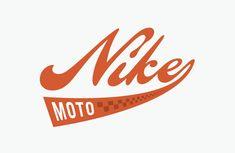 Nike Moto - #logo #illustration #typography #branding @nike