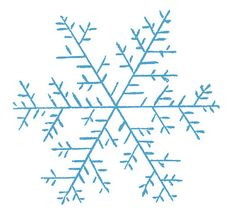 *The Graphics Fairy LLC*: Vintage Clip Art - Pretty Snowflakes