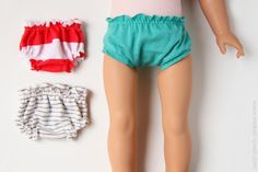 American Girl Doll panties!