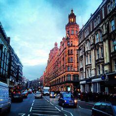 Harrods London