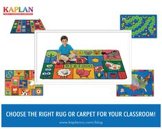Choosing an Educational Carpet or Rug: http://buff.ly/Xfz1Uo