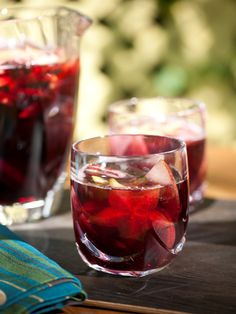 Red Ruby Sangria Recipe : Food Network - FoodNetwork.com