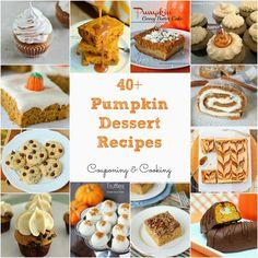 dessert recipes, fantast pumpkin, pumpkin dessert